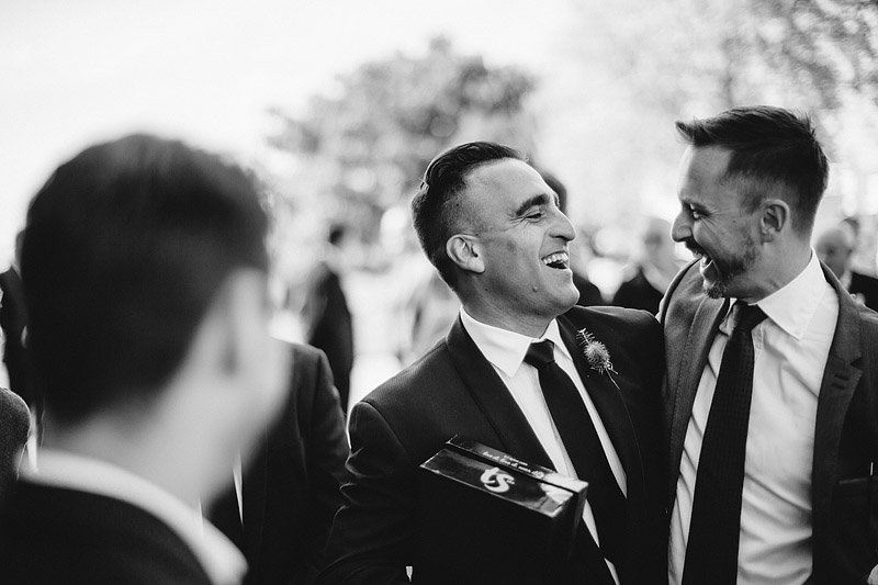 Chris and Jody's intimate wedding in the Bellarine Peninsula