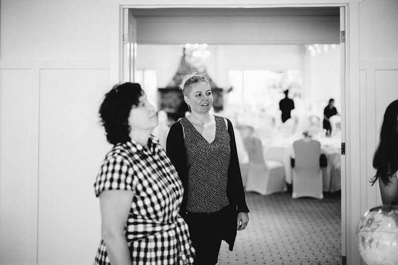 Justine and Georgie's heartfelt and intimate wedding in Mt Dandenong near Melbourne
