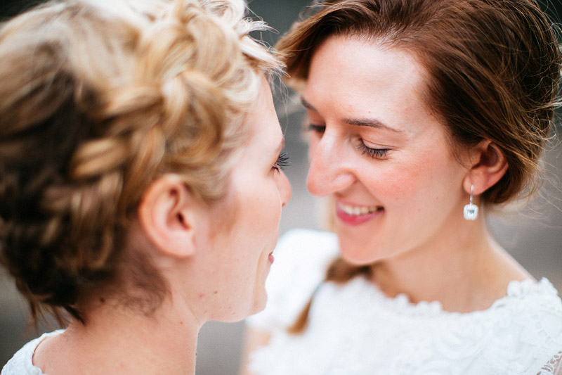 Nicola and Fontaine's Awesome Backyard Wedding in Melbourne
