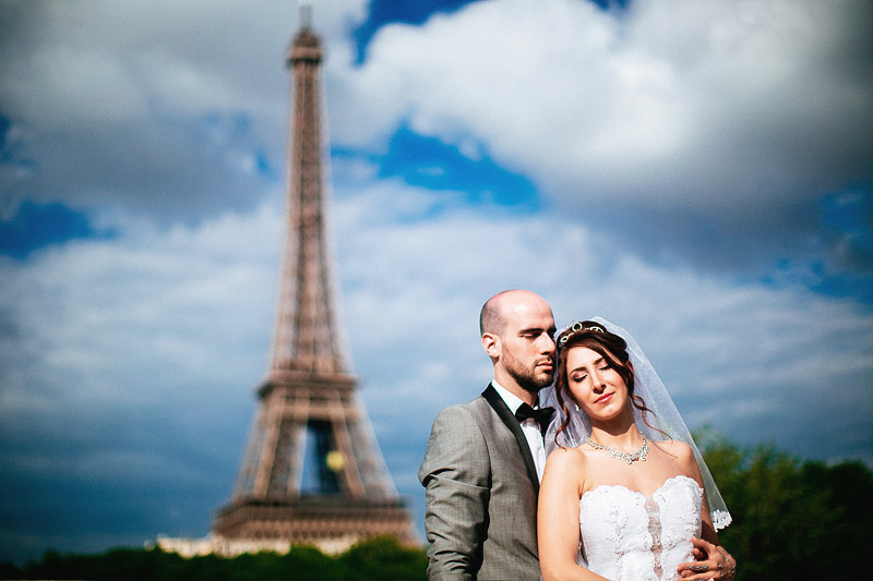 Selim and Nawal - A French-Algerian wedding in Paris 090