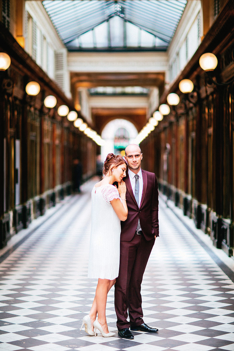 Selim and Nawal - A French-Algerian wedding in Paris 098