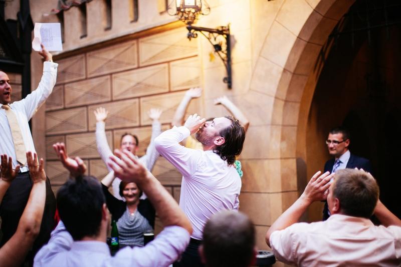 Beate and Edwin's Destination Wedding in Prague, Czech Republic