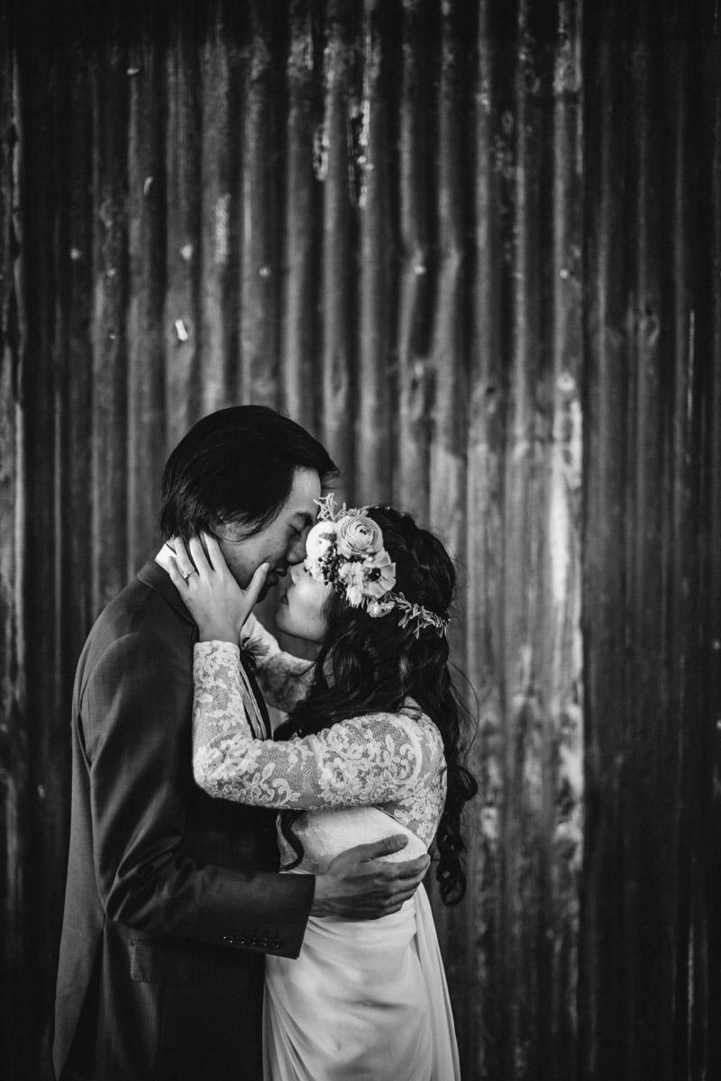 Richard and Clarissa's colourful farm wedding in Melbourne-075