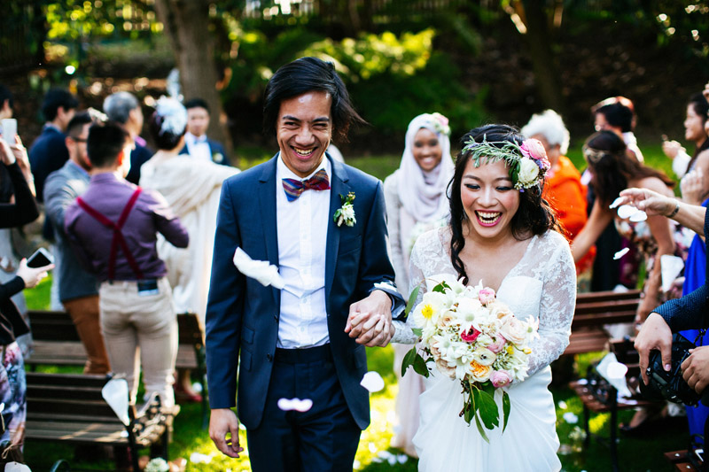 Richard and Clarissa's colourful farm wedding in Melbourne-117