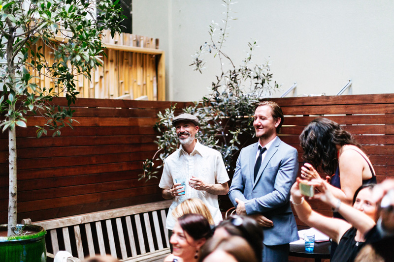 Justin andamp; Loretta's Colourful and Intimate Wedding in Inner-City Melbourne Wedding photographed my Melbourne Wedding Photographer Lakshal Perera