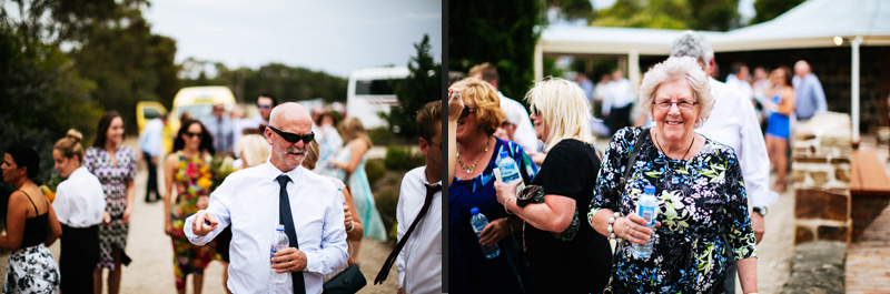 Andrew and Erin's outdoor backyard wedding in Bannockburn, near Geelong photographed by Melbourne Wedding Photographer Lakshal Perera