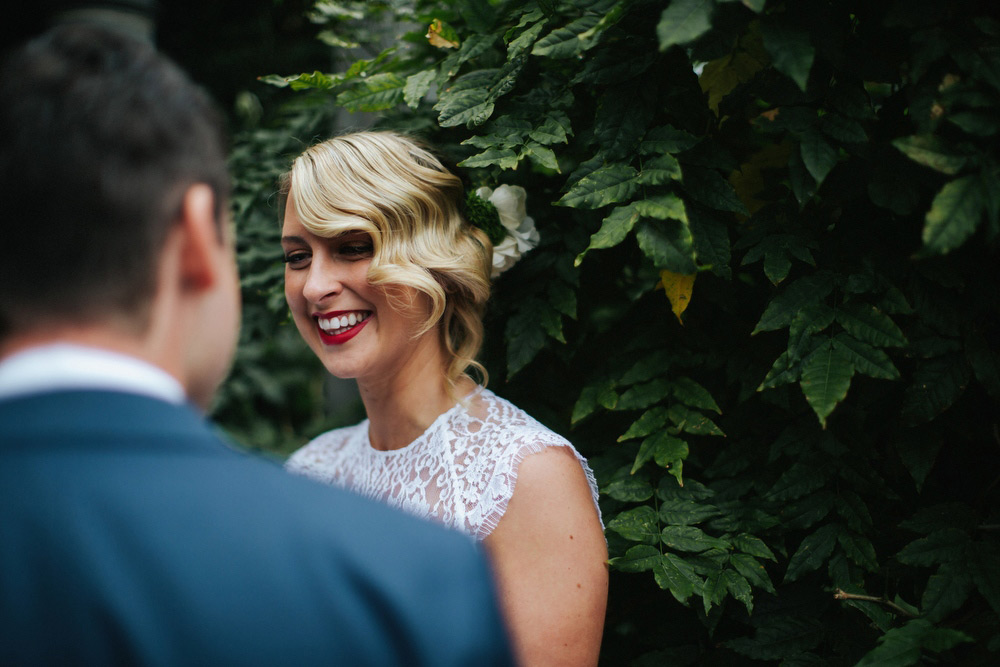 Ashlee and James' Melbourne Wedding